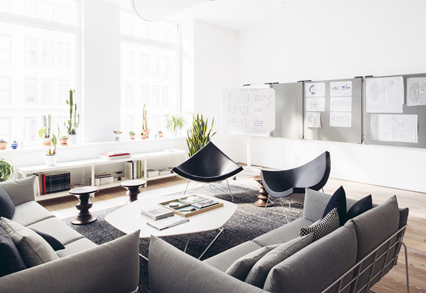 Herman Miller Opens New York Flagship
