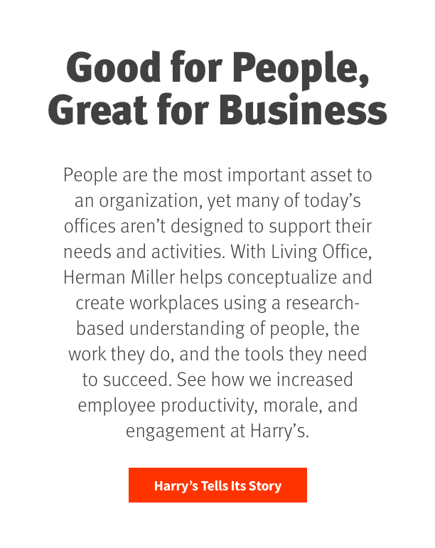 Good for People, Great for Business