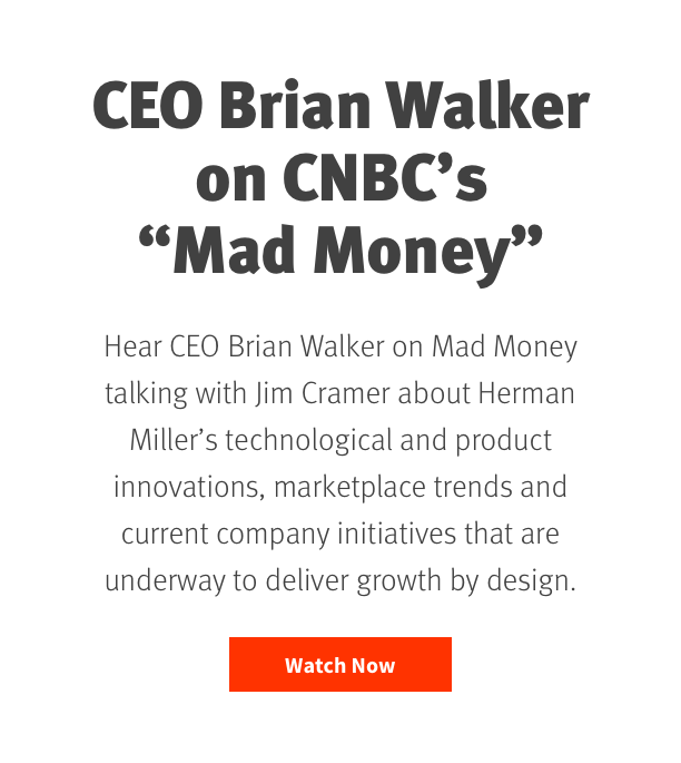 "CEO Brian Walker on CNBC's ""Mad Money""