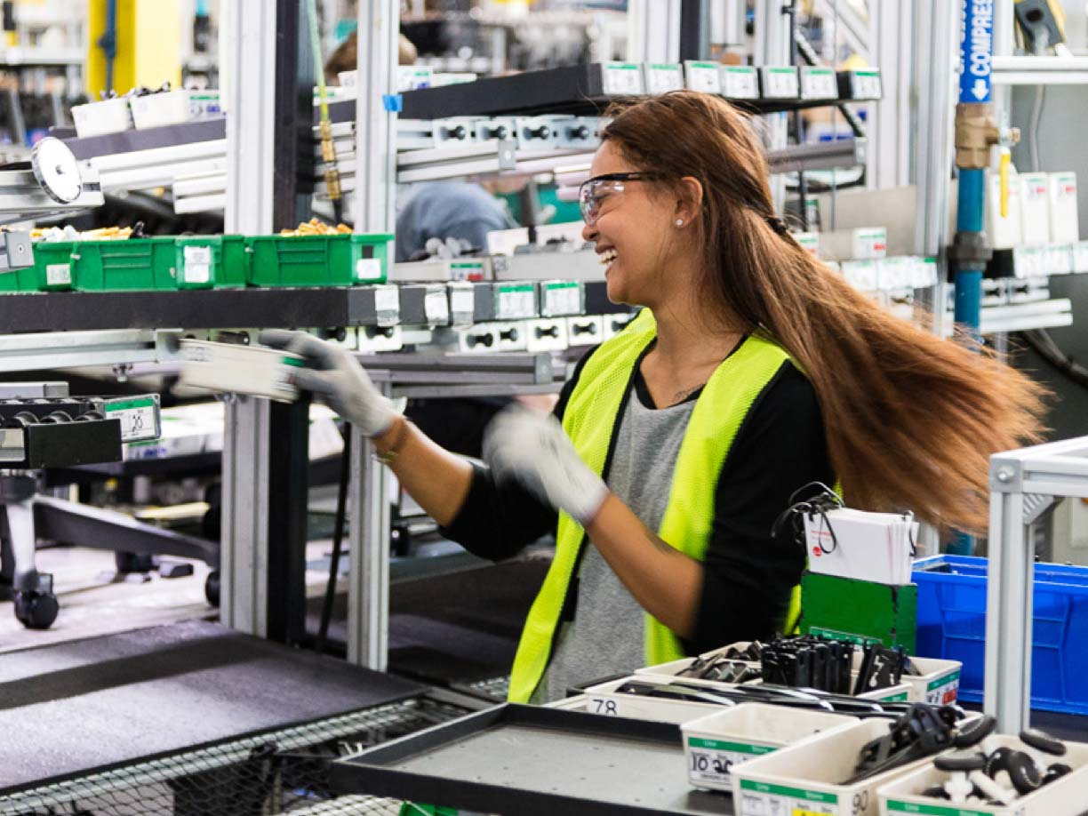 Herman Miller's Commitment to Lean Manufacturing